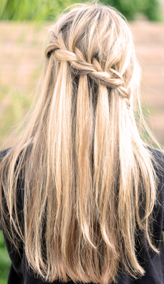 Wedding Hairstyles With Braids For Long Hair | Behairstyles.com