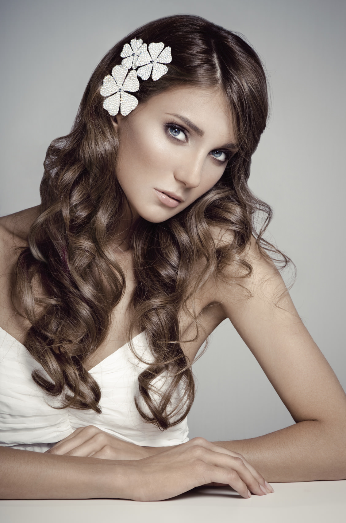 pictures of wedding hairstyles with extensions