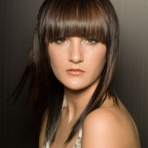 Wedding Hairstyles With Fringe