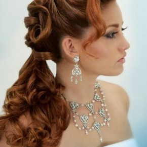 Weddings Hairstyles 2012