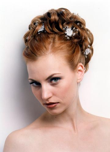 Weddings Hairstyles Photos