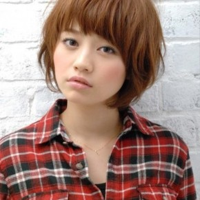 2013 Asian Haircut For Women