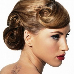 2013 Party Hairstyles Long Hair Easy