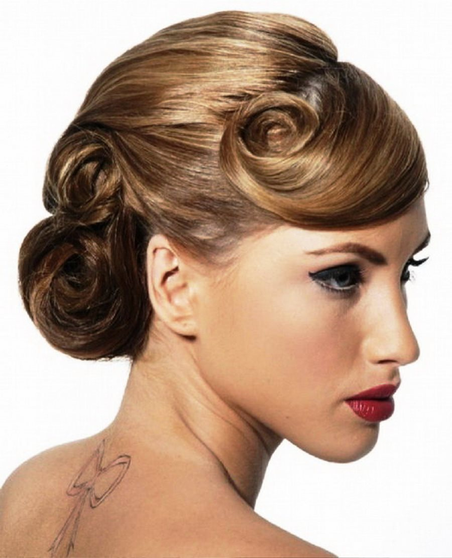 Wondrous Pictures Of 2013 Party Hairstyles Long Hair Easy Short Hairstyles For Black Women Fulllsitofus
