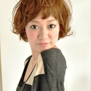2013 Short Asian Hair Styles For Women