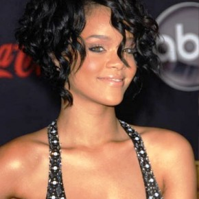 2013 Short Black Curly Hairstyles