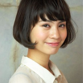 2013 Short Cute Bob Hairstyle