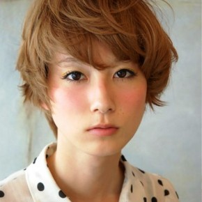 2013 Short Japanese Hair Styles