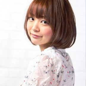 2013 Short Japanese Haircut