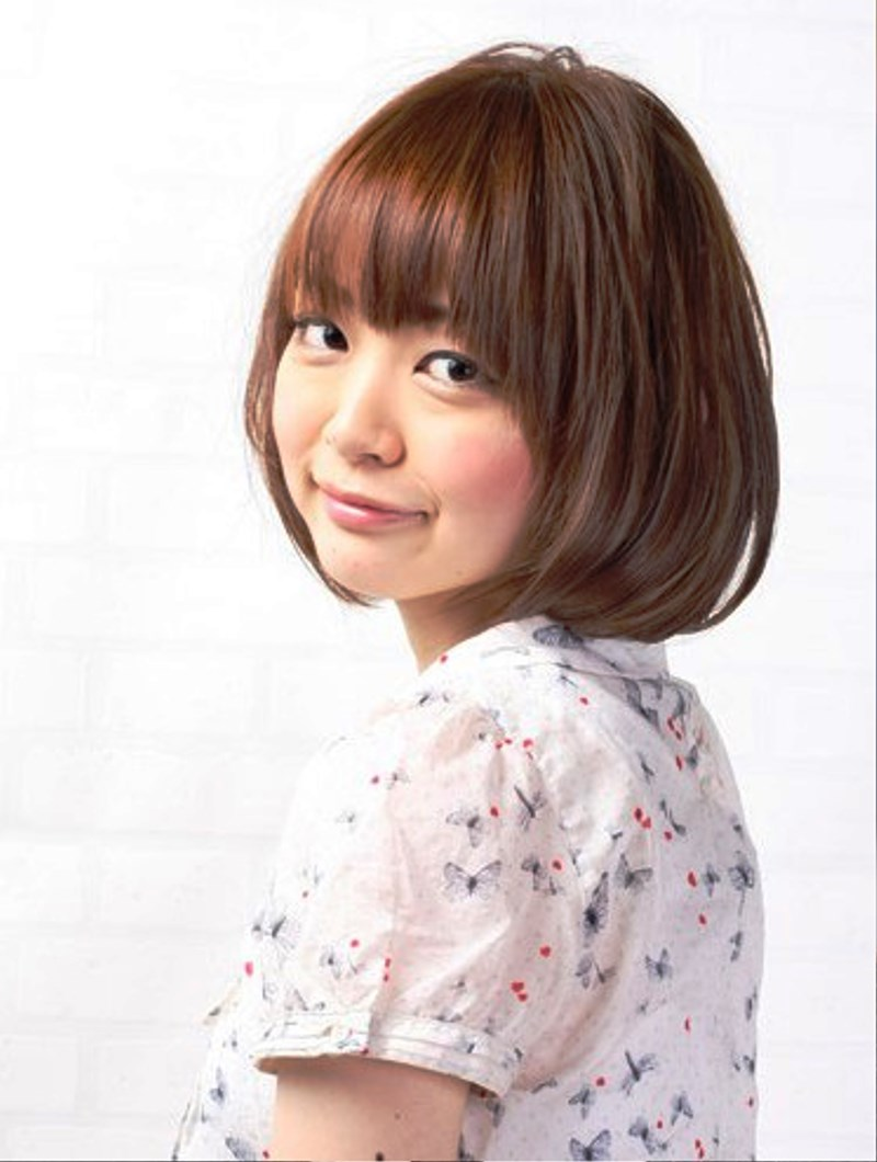 Pictures Of 2013 Short Japanese Haircut