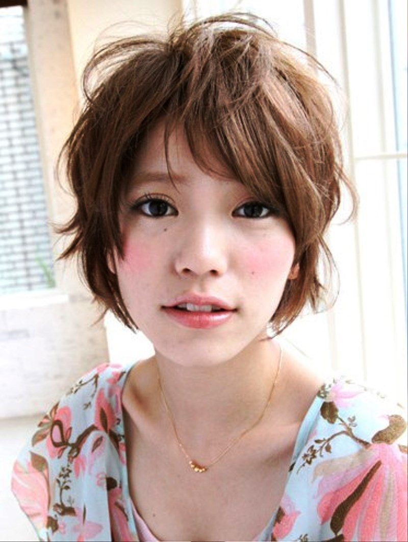 Pictures Of 2013 Short Japanese Hairstyle