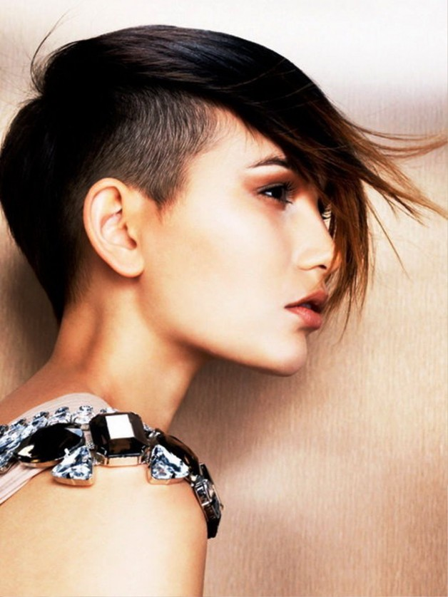 2013 Short Punk Hairstyles For Women