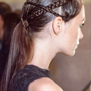 2013 Spring Braided Hairstyles