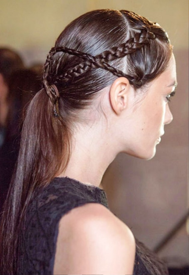 2013 Spring Braided Hairstyles1