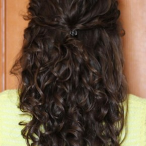 3c Curly Hairstyles For School