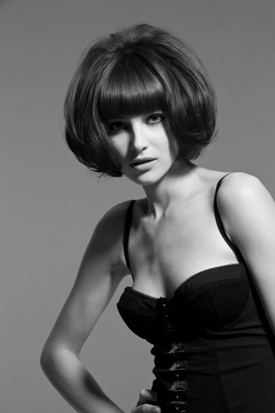 Pictures Of 60's Medium Hair Hairstyles