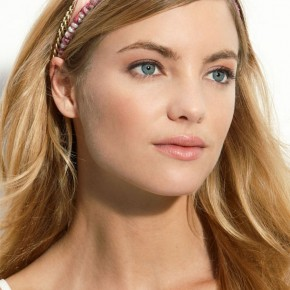 70s Long Hair Headband