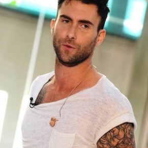 Adam Levine Cool Shape