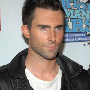 Adam Levine FauxHawk Haircut
