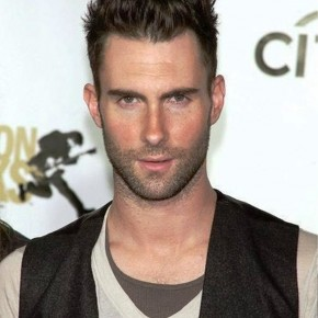 Adam Levine Short Haircut For Men