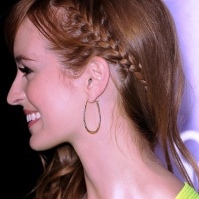Adorable Slim French Braid