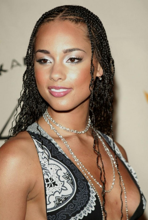 African American Braid Hairstyles 2013