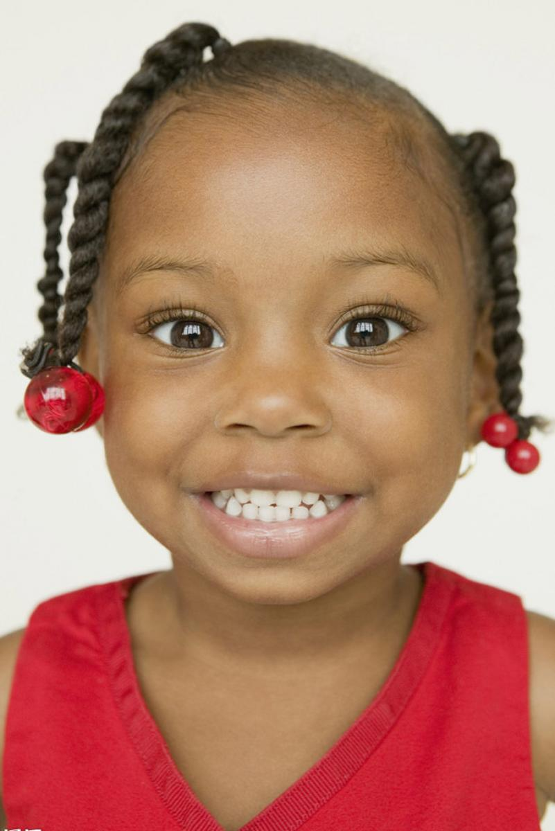 Phenomenal Pictures Of African American Braid Hairstyles For Kids Hairstyles For Men Maxibearus