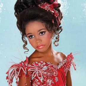 African American Kids Hairstyles for Weddings