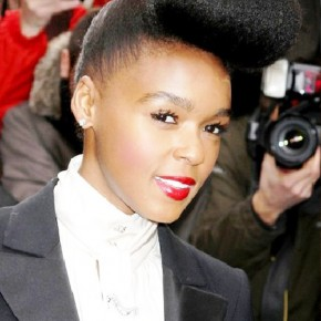 African American Pompadour Haircut