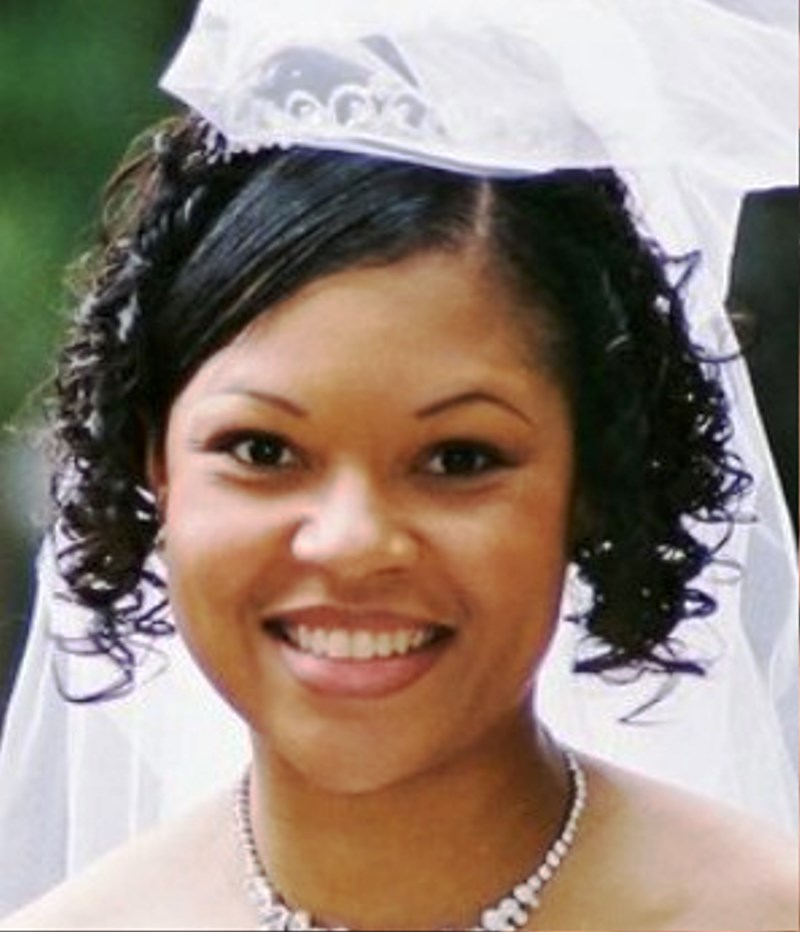 Pictures Of African American Wedding Hairstyles