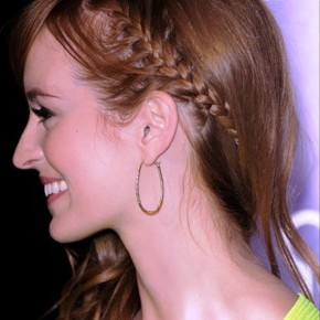 Ahna OReilly Braided Hairstyle