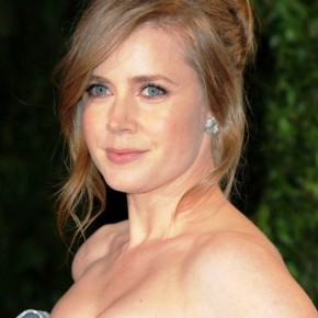 Amy Adams High Bun Updo For Wedding