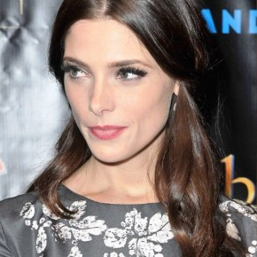 Ashley Greene Half Up Half Down Hairstyle