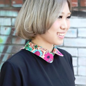 Asian Hair Color Trends 2013