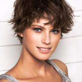 Beautiful Messy Short Hairstyles