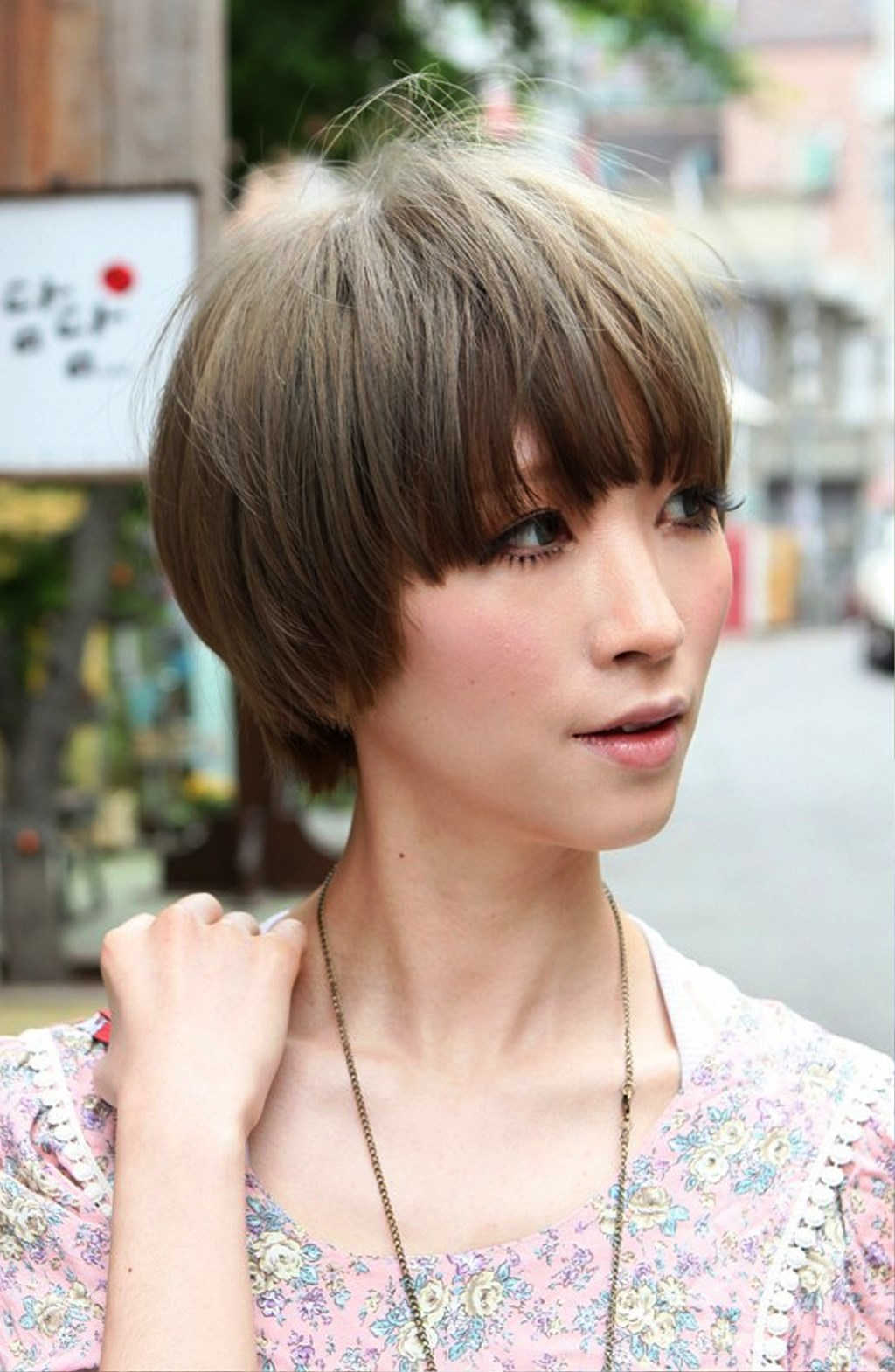 Japanese Teen Hairstyles Short Japanese 111