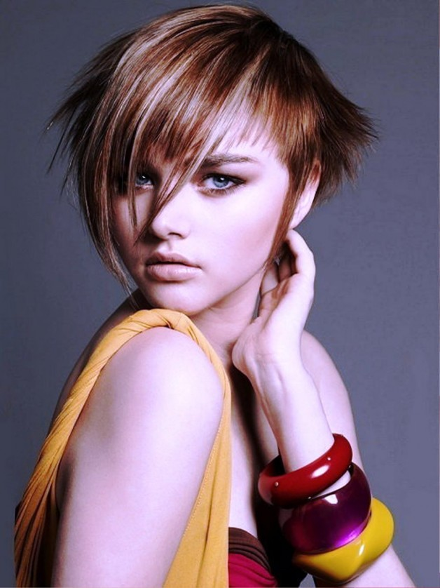 Best Short Punk Hairstyles 2013