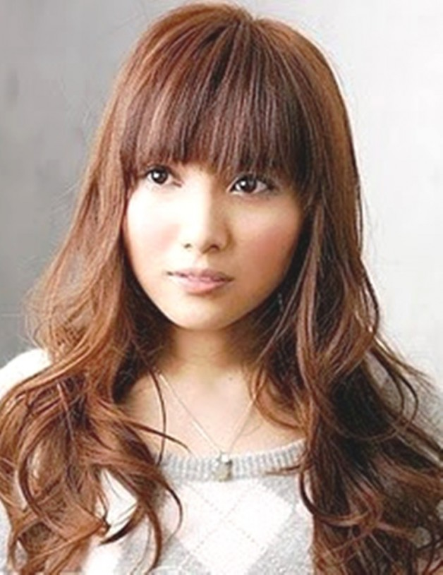 Best-and-cute-Hairstyles-For-Asian-Girls-With-Long-Hair-2