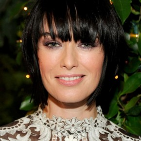 Black Bob Hairstyles with Bangs