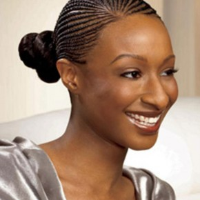 Black Braided Hairstyles Updos