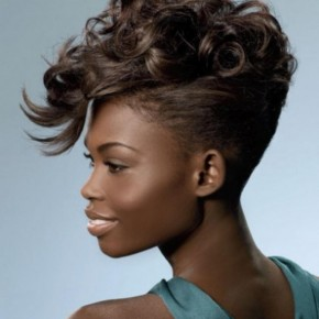 Black Hairstyles Magazine Short Hair