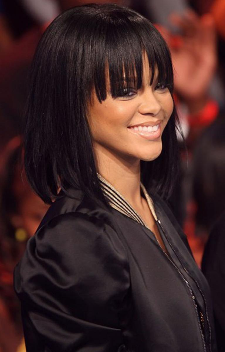Pictures of Black Hairstyles for Medium Length Hair for Black Women