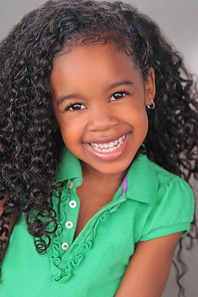 Pictures of Black Kids Natural Hairstyles