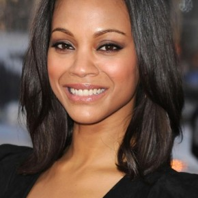 Black Layered Hairstyles for Medium Length Hair