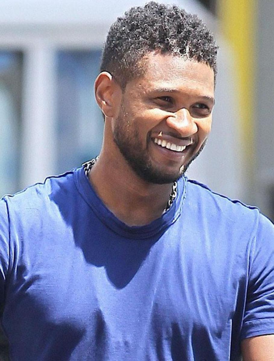 Pictures of Black Men Short Hairstyles 2013