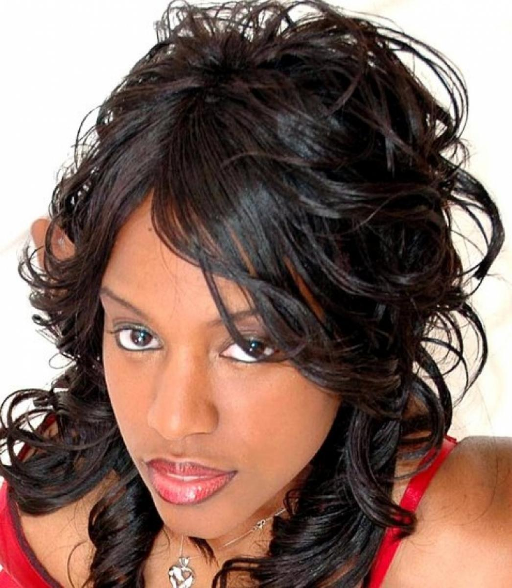 Pictures of Black People Hairstyles Magazine