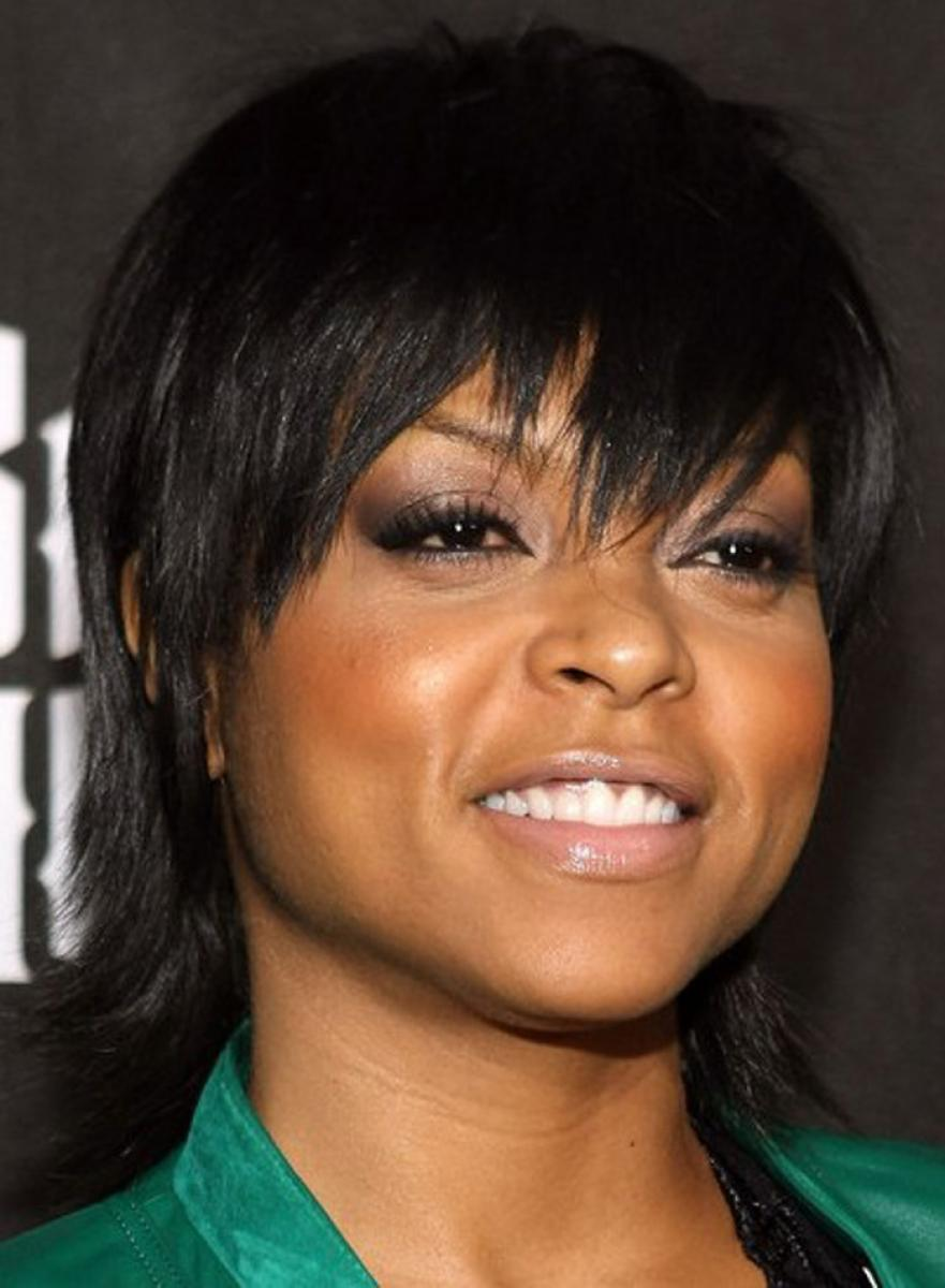 Pictures Of Black People Short Hairstyles With Bangs - Black people short hairstyles