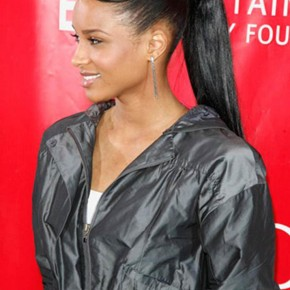 Black Ponytail Hairstyles with Weave