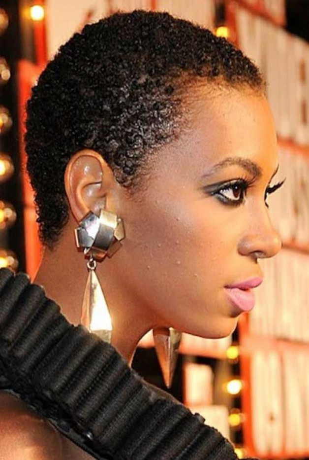 Black Short Curly Hairstyles for Black Women1
