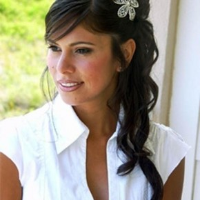 Black Wedding Hairstyles for Long Hair